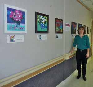 MnemeTherapy Exhibit at Loudoun Nursing & Rehabilitation Center in Leesburg, VA